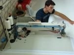 Послепродажное обслуживание и ремонт парусов